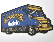 Modelo BIRRA SOTTOBICCHIERI DI USA - furgone motivo