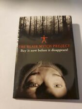 Vintage The Blair Witch Project Movie Promo Pinback