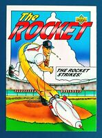 """Roger Clemens #29 (1993 Upper Deck) """"The Rocket"""", Boston Red Sox"""