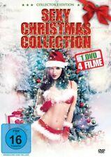 Sexy Christmas Collection - 4 Erotik Filme  DVD/NEU/OVP