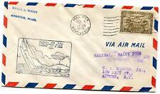 Canada First Flight Halifax Nova Scotia - Saint John New Brunswick - 1929 CRASH