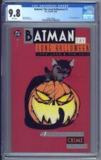 Batman The Long Halloween #1 CGC 9.8 Jeph Loeb Tim Sale Highest Graded (1996)