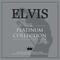 ELVIS PRESLEY - PLATINUM COLLECTION 3 VINYL LP NEU