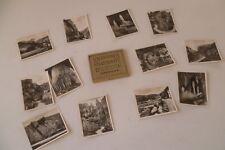 12 x Real Photographs; Cheddar Somerset in Original Packaging Vintage,