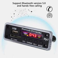 Wireless Bluetooth 12V MP3 WMA Decoder Board Audio Module USB Radio for Car Well