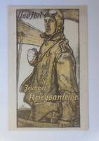 WW1 Pilot Flugzeug Kriegsanleihe 1915, Fritz Erler ♥ (4337)