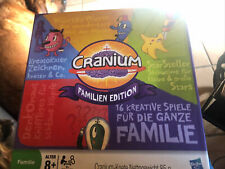 Cranium Familien Edition 2009 Hasbro Brettspiel Gesellschaftsspiel