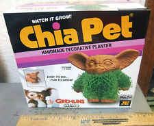 Chia Pet Gremlins GIZMO decorative planter, NEW in original box, great gift!