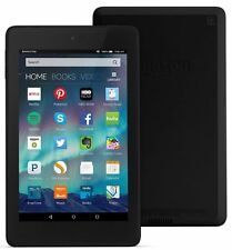 Amazon Fire HD 6 Tablet 8GB, Wi-Fi, 6in HD Display - Black