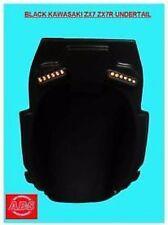 GLOSS BLACK ABS PLASTIC KAWASAKI ZX7 ZX7R UNDERTAIL (93-95) - NEW