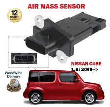 FOR NISSAN CUBE 1.6 Z12 HR16DE 8/2009--> NEW AIR MASS SENSOR