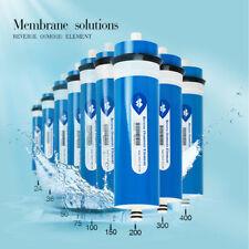 50/75/100/150/200/300/400GPD Reverse Osmosis RO Water Filter Membrane Element