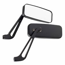 Pitking Black Pair Wing / Side Mirrors For Caterham / Westfield / Seven / Atom