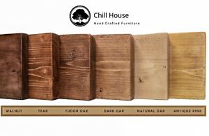 Chill House Wood samples