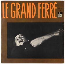 LEO FERRE - Le Grand Ferré - LP - Odeon