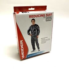 Weight Reducing Exercise Suit Sweats Away Extra Weight - Xxl By Weider