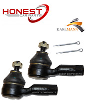 For CITROEN C-CROSSER 2007> FRONT OUTER STEERING TRACK TIE ROD ENDS L/R X2