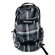 Burton Positive Pack Day Hiker Snowboard Backpack 25L Pack / Bag Rutland Plaid