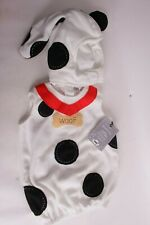 NWT Pottery Barn Kids Baby Puppy Dog costume 12-24 months 18 mos Halloween