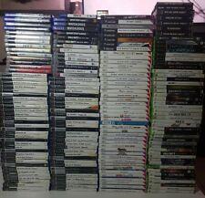 Enorme Lot De 184 Jeux PS1,2,3,4,vita,Wii,wii U, Gamecube, Xbox,xbox360,One