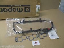NEU Orig MOPAR Kraftstoffrohr Rail Fuel Einspritzung Chrysler Dodge Plymouth