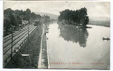 CPA - Carte Postale - France - Dormans - Ile Madeleine - 1909 (SVM12226)