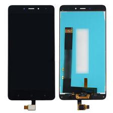 LCD nero DIGITIZER TOUCH SCREEN ANTERIORE assieme parte per XIAOMI REDMI NOTE 4 5.5
