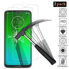 9H vetro temperato Screen Guard Per Motorola G8 Power Lite G7 Plus (Confezione da 2 Play)