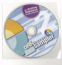 It's Quilting Television on the Internet - Quilting DVD