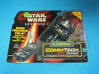 Star Wars Episode 1 Phantom Menace Commtech Chip Reader 1998 New