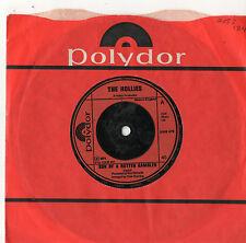 """The Hollies - Son Of A Rotten Gambler 7"""" Single 1974"""