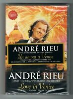 ANDRÉ RIEU & HIS JOHANN STRAUSS ORCHESTRA - LOVE IN VENICE - DVD NEUF NEW NEU