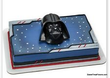 Star Wars Darth Vader Party Decoration Birthday Cake Topper Favors cupcake Treat