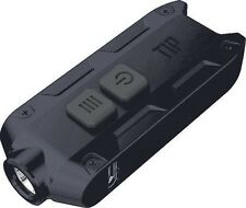Nitecore NCTIPBK TIP LED Keychain Light Black 360 Lumens