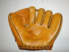 Used Vintage Baseball Glove  Pennant-All Star NO.30005 Baseball Mitt/glove RHT