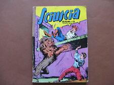 SCIUSCIA  nouvelle série (1955) album éditeur n° 12