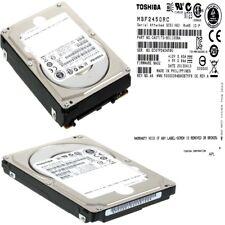 HDD TOSHIBA mbf2450rc 450GB SAS 6G 10K 2.5'' ca07173-b31100na