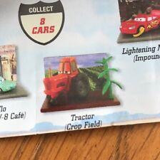 Tomy Yujin Disney Mini Tractor Crop Field Figure Collection Series 1