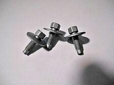 3 GENUINE OEM FORD DOOR SIDE VIEW MIRROR SCREWS - W503923 S438