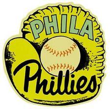 Philadelphia Phillies   Baseball  MLB  PA   Vintage Looking Travel Decal Sticker