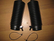 Set of 2 Rack and Pinion Boots / Bellows  #bt118  200sx , 300zx