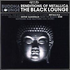 Buddha Lounge Redititions Of Metallica:CD Four Horsemen Bell Tolls Enter Sandman