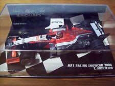 1/43 MF1 2006 Showcar Toyota Tiago Monteiro