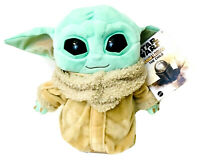 Mattel Disney Star Wars The Mandalorian Baby Yoda The Child 8 Inch Plush 3 & Up