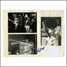 Jimi Hendrix Experience 1966 Big Apple Munich Modern Prints (Germany)