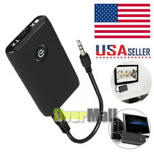 2-IN-1 Bluetooth 5.0Transmitter Receiver Wireless 3.5mm Audio Adapter