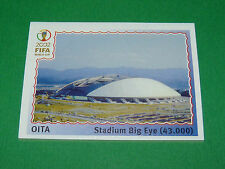 N°20 OITA STADE WORLD CUP PANINI FOOTBALL JAPAN KOREA 2002 COUPE MONDE FIFA
