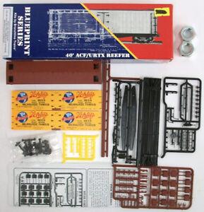 Branchline 1223 Schlitz #92132 HO 40' ACF Reefer Kit MT/Box