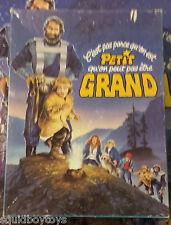 Petit qu'on peut pas etre Grand PUZZLE 1980s Vojta Jasny Quebec Movie
