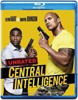 Central Intelligence [New Blu-ray] UV/HD Digital Copy, Eco Amaray Case